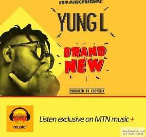 Yung L - Brand New (Prod. By Chopstix)